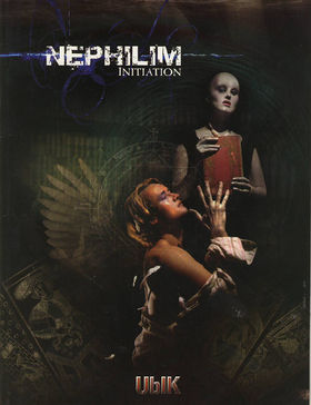Couverture Nephilim Initiation